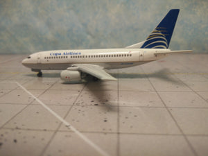 1:400 DRAGON COPA B737-700 HP-1376CMP