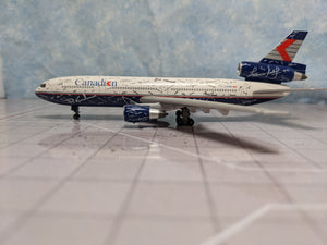 1:400 DRAGON CANADIAN AIR DC-10-30 C-FCRE