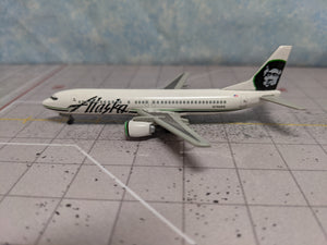 1:400 DRAGON ALASKA B737-400 N794AS