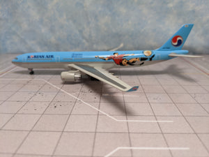1:400 DRAGON KOREAN A330-200 HL7586