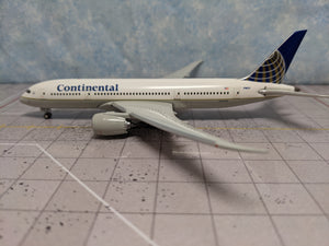 1:400 GEMINI CONTINENTAL B787-8 N787CO