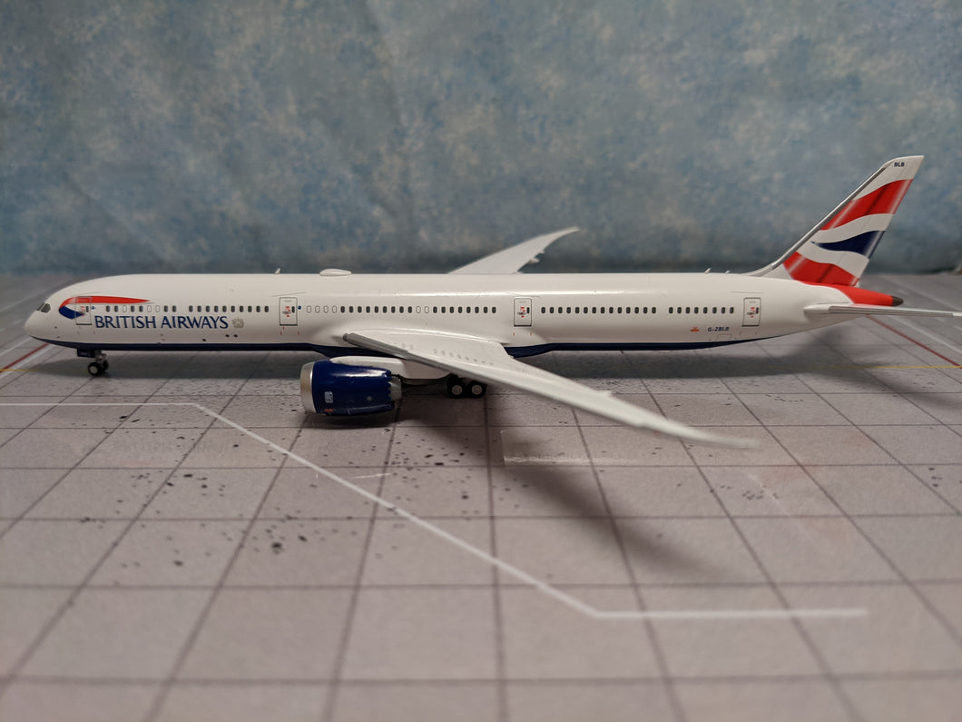 1:400 NG BRITISH AIRWAYS B787-10 Dreamliner G-ZBLB