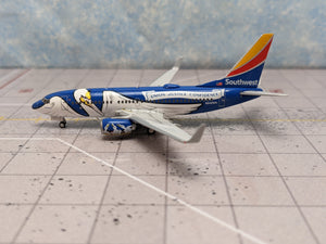 "1:400 GEMINI SOUTHWEST B737-700 ""LOUISIANA ONE"" N946WN"
