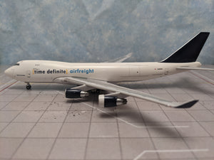 1:400 AEROCLASSICS ATLAS AIR B747-200 N492MC