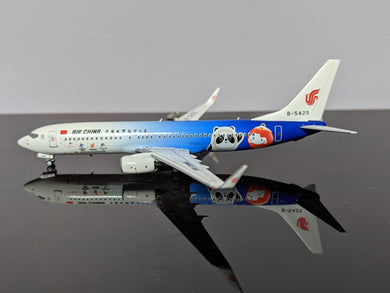 1:400 NG AIR CHINA B737-800/w B-5425