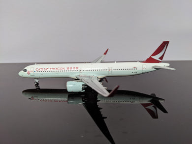 1:400 JC CATHAY DRAGON A321 B-HPB
