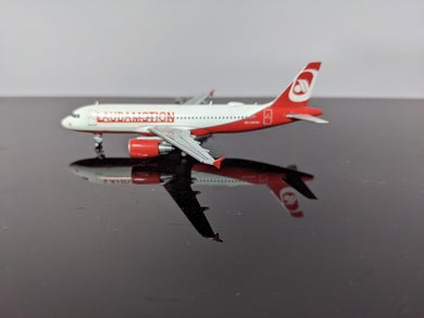 1:400 JC LAUDAMOTION A320 D-ABHH