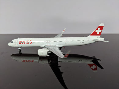 1:400 JC SWISS A321neo HP-JPA