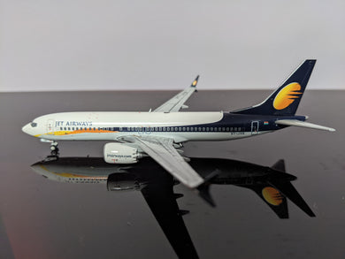 1:400 JC JET AIRWAYS B737-8MAX  VT-JXB