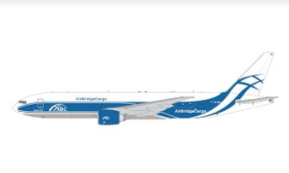 1:400 GEMINI JETS AIR BRIDGE CARGO B777-200LRF VQ-BAO
