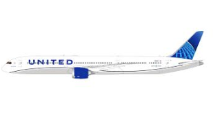 1:200 GEMINI JETS UNITED N787-10 N12010 (new livery)