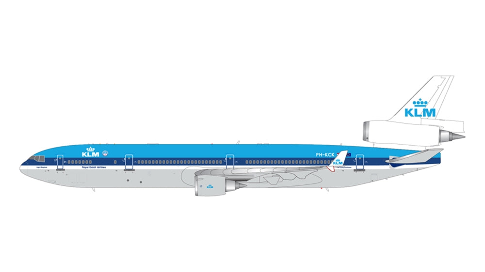 1:200 GEMINI JETS KLM MD-11 PH-KCK