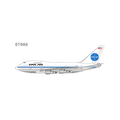 1:400 NG PAN AM B747SP N540PA