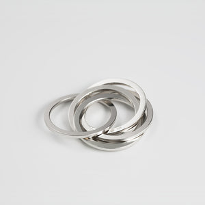 New Swirl Ring