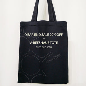 YEAR END 20% OFF + A BEESHAUS TOTE