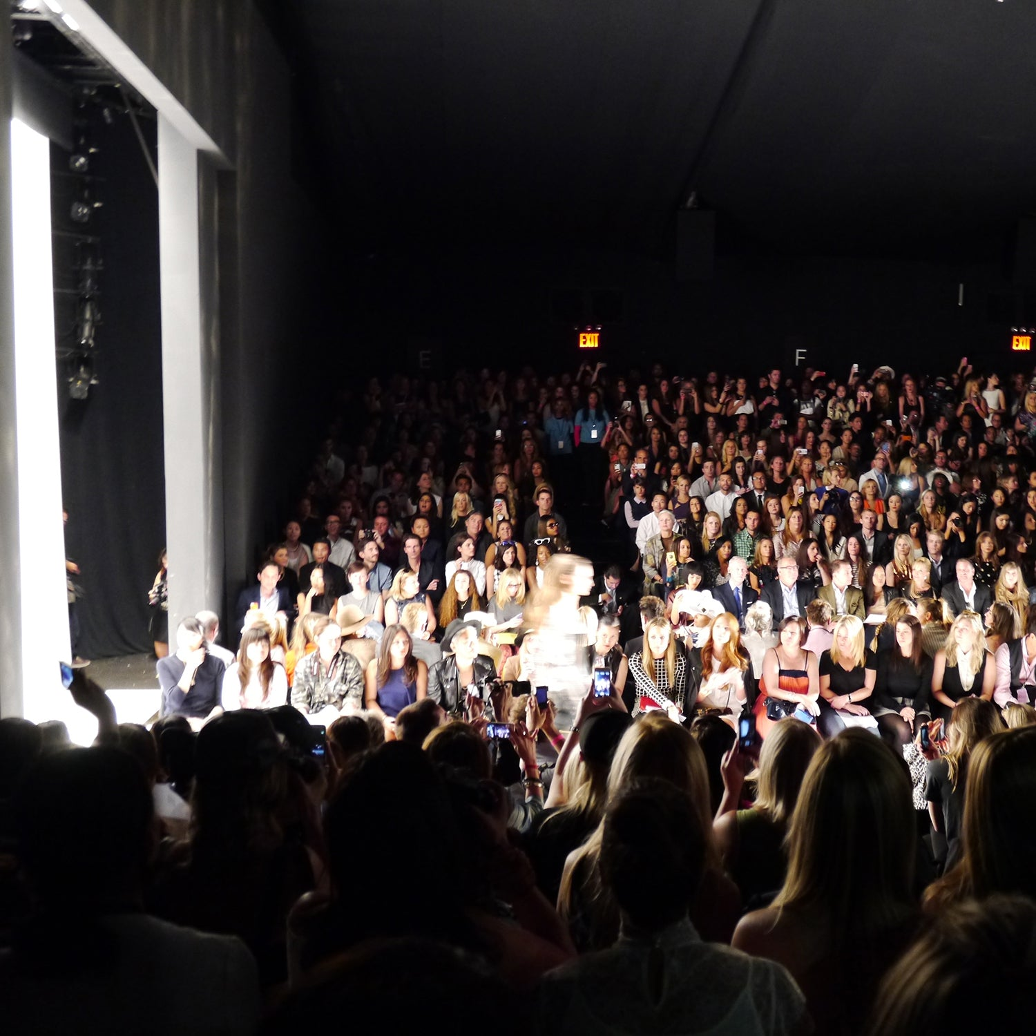 Fashion week 2014_Herve Leger by Max Azria