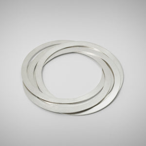 Swirl Bangle - beeshaus