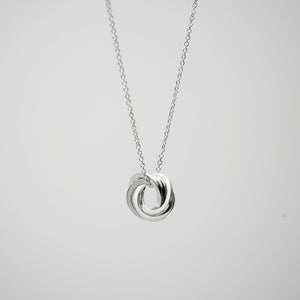 Swirl Necklace - beeshaus