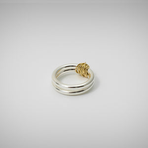 Round Wire Wrapped Ring - beeshaus
