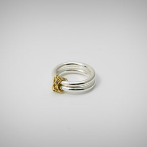 Round Wire Wrapped Ring