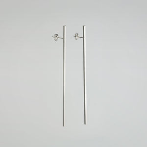 Bar80 Earrings - beeshaus