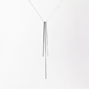 Bar3 Necklace - beeshaus