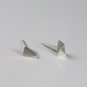 Triangle Tiny Earrings - beeshaus