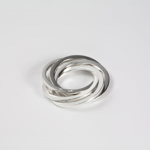 Swirl Ring -Selected of Red Dot Design Award 2015 - beeshaus