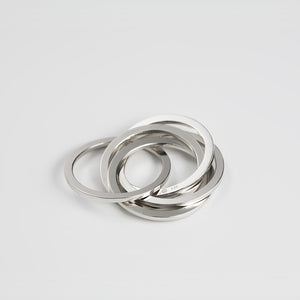 Swirl Ring -Selected of Red Dot Design Award 2015