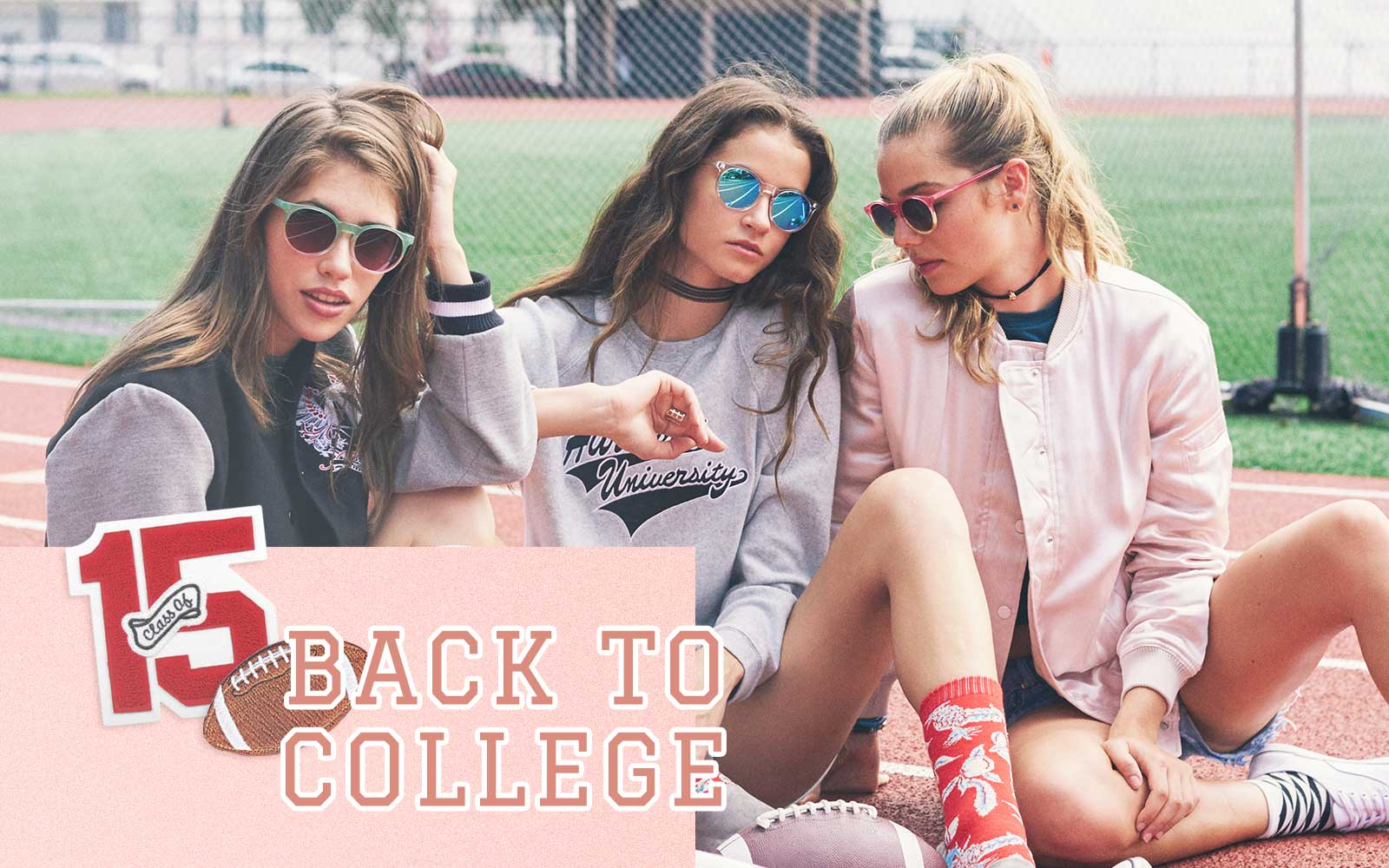 Ir a Lookbook Back to College