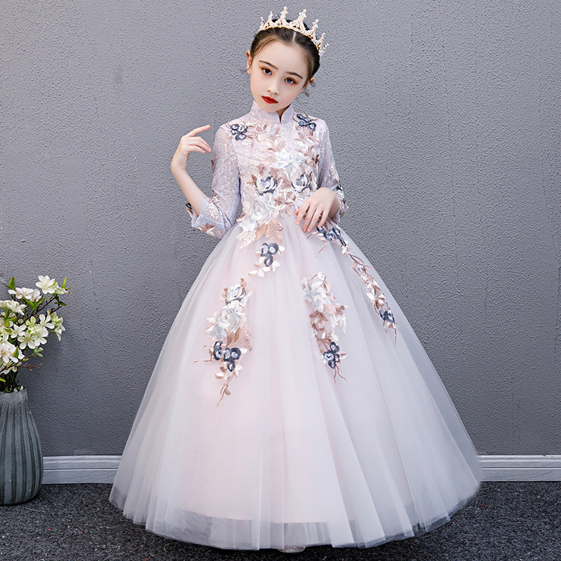 Flower Girl Dresses For Party and Wedding Dress Children Pageant Gown Girls Princess Dress Toddler Dress for Girls 2-12 Year Old