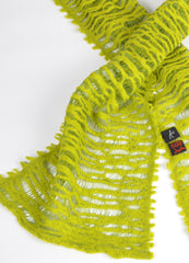 MERINO NEON LIME / COTTON LINDEN GREEN - Southern Breeze
