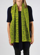 Load image into Gallery viewer, MERINO NEON LIME / COTTON LINDEN GREEN - Southern Breeze