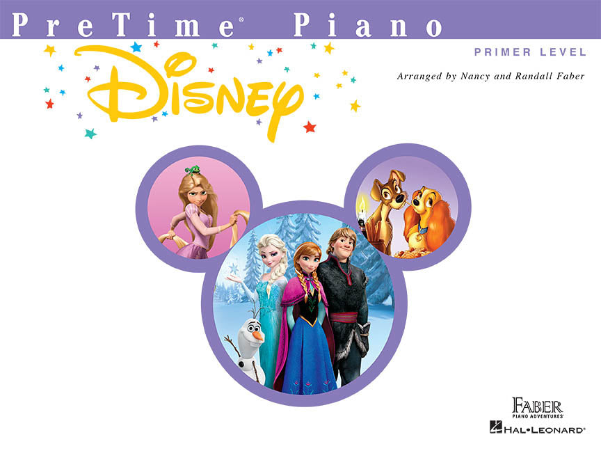 PRETIME® PIANO DISNEY Primer Level