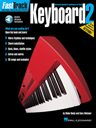 FastTrack Keyboard 2 (Electronic Keyboard, Synthesizer or Piano)