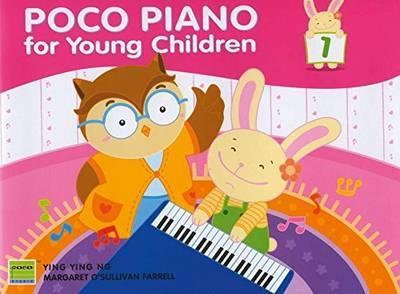 Poco Piano for Young Children Book 1 (2nd Ed)