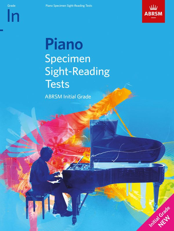 ABRSM Piano Specimen Sight Reading Tests - Initial Grade (New)