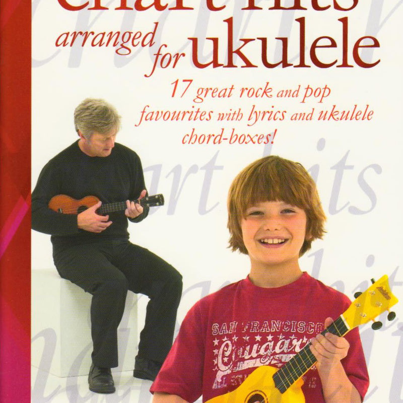 All Time Chart Hits Arranged for Ukulele Book