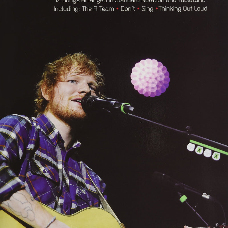 Ed Sheeran - Easy Guitar Book