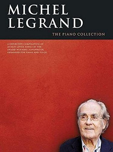 Michael Legrand - The Piano Collection Book