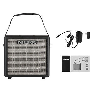 NUX Mighty 8BT Portable 8-Watt Amplifier (for Guitar)