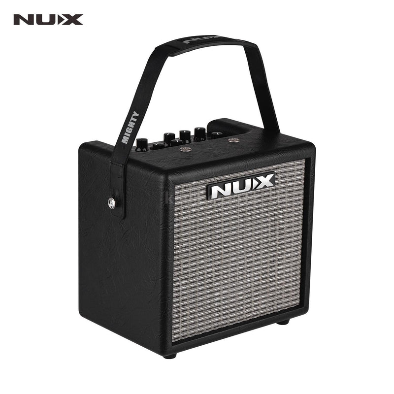 NUX Mighty 8BT Portable 8-Watt Amplifier (for Guitar) singapore sg