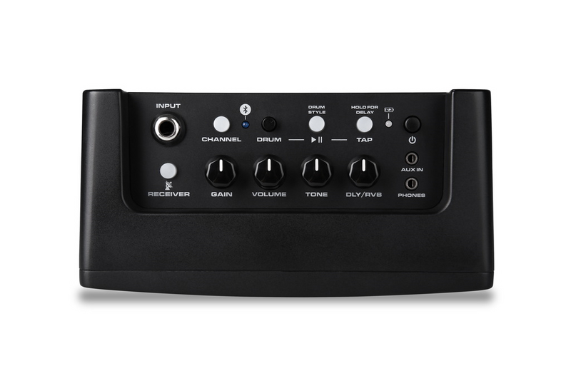 NUX Mighty Air Wireless Stereo Modelling Amplifier (with free B5 Wireless Transmitter System)