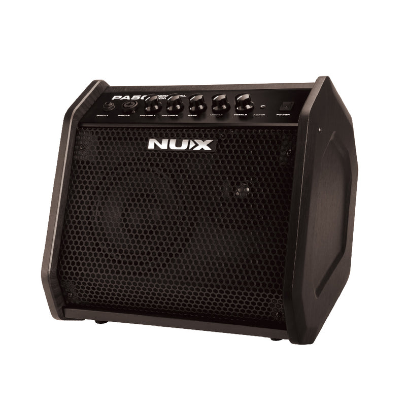NUX PA50 Monitoring Amplifier