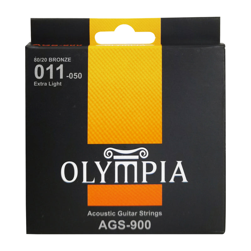 OLYMPIA AGS900 Acoustic Guitar String
