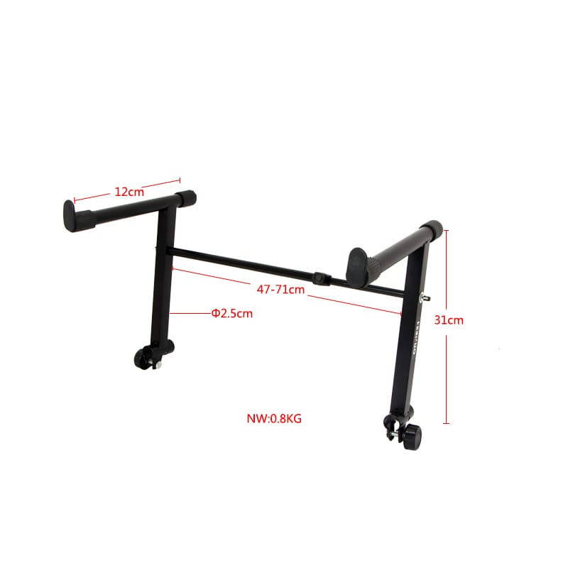 Keyboard Stand HBK Q12X (Extra Height)