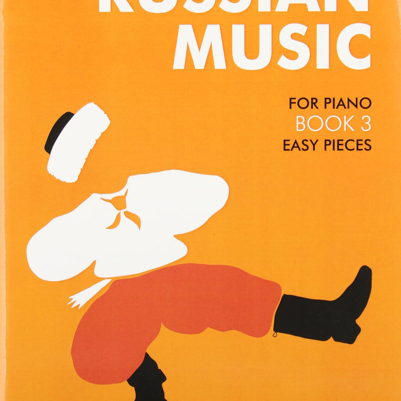 Russian Music for Piano Book 3