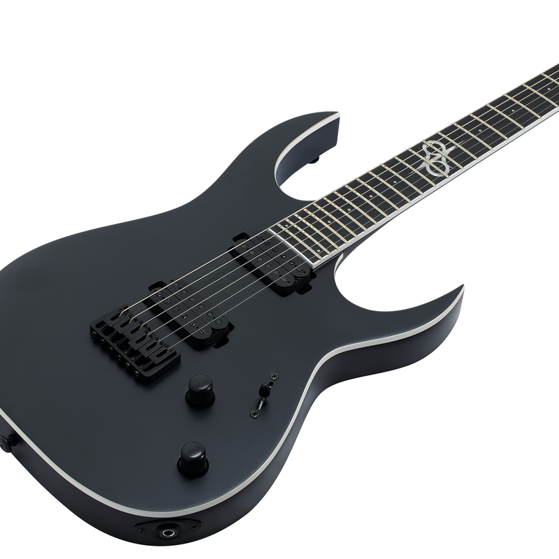 SOLAR S2.6C (G2) Electric Guitar - Carbon Black Matte