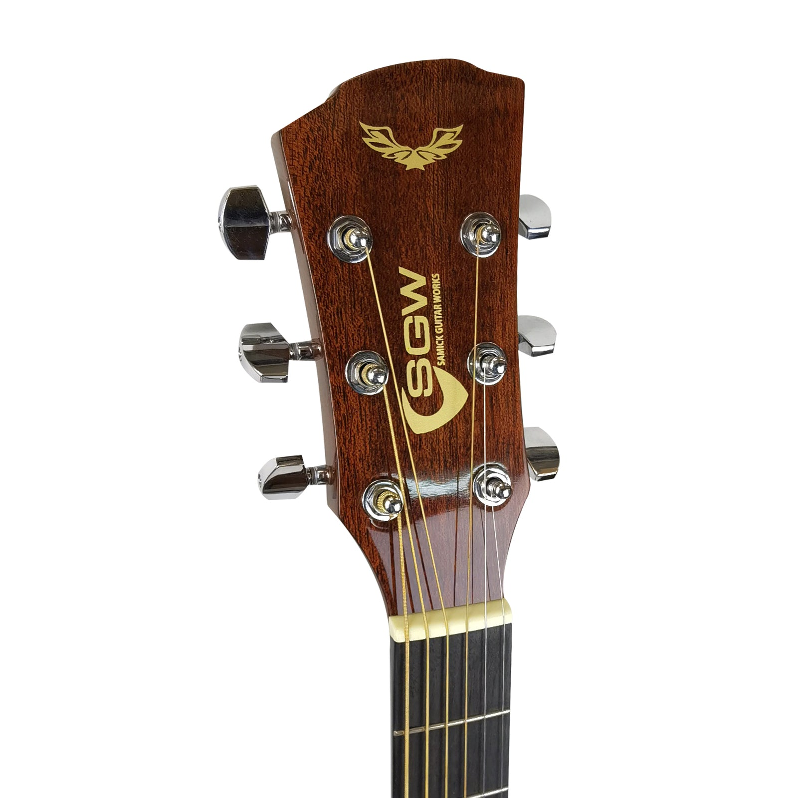 SAMICK SGW S200C N Acoustic Guitar (Natural)