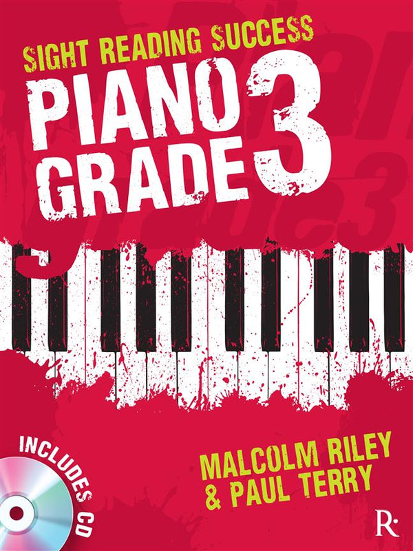 Sight Reading Success - Piano Grade 3 (Book with CD) singapore sg